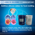 Food Grade Liquid Silicone Rubber for Cookie Mould Making