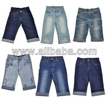 Lot of New 12 Infants toddlers Children Jeans mixed Size 3-6 Years