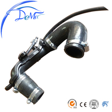 Best selling silicone/NBR rubber combined air intake pipe 8200770644 used Remault car spare parts