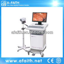 RH220D digital Electronic Colposcope System with colposcope software and video colposcope for vagina