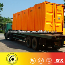 DNV Equipment Offshore Container