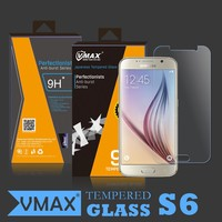 High Quality Mobile Phone / Cell Phone Kingkong glass Tempered Glass Professional screen guard for Samsung galaxy s6