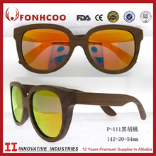 FONHCOO OEM Wonderful Design Wooden Frames Sunglasses Wholesale In China