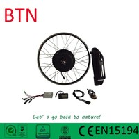 48v 1000w electric bike wheel hub motor e bike conversion kit