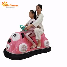 Indoor/Outdoor Children Rides Game Machines High Quality Battery Kids Bumper Car For Kids/Adults Play