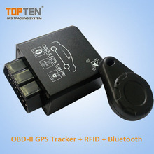 Canbus GPS OBDII Tracker with APP/RFID /Bluetooth Diagnostics