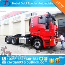Best selling tractors prices iveco trailer truck 40 ton