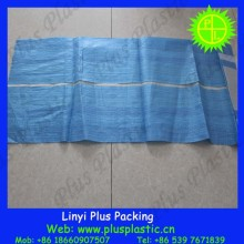 China Plastic poly feed bags tetra pack small bags with printing