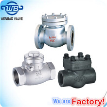 Astm A216 WCB Swing Check valve Non Return Valve