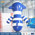 Hot sale inflatable toys, inflatable zebra model for sale