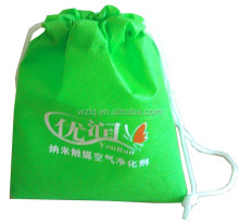 Promotion Non Woven Small Drawstring Bag