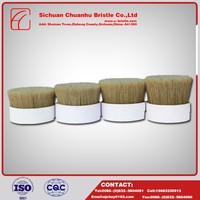 2016 Hot Selling Boiled Bristle Pure Natural Bristle Mixture