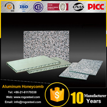 Cell Size 0.56Mm-28Mm Aluminium Honeycomb Cladding Panel With Aluminum Foil A3003
