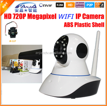 HD (1.3 Megapixel) IR single light Waterproof / high resolution 3g security camera,ip camera
