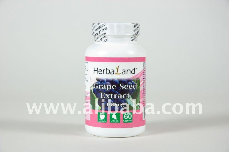 Herbaland GRAPE SEED EXTRACT 100mg