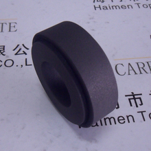 High temperature resistanc oilless flange graphite bushing