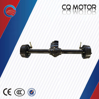 DC motor Rear Axle for India Electric tricycle or rickshaw spare drive motor kit
