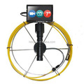 Oil and Gas Inspection Camera to Check Leackage and Block