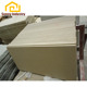Cheap nice beige sandstone honed wall tiles