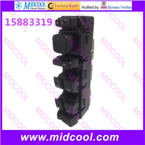 high quality master power window Switch for 15883319