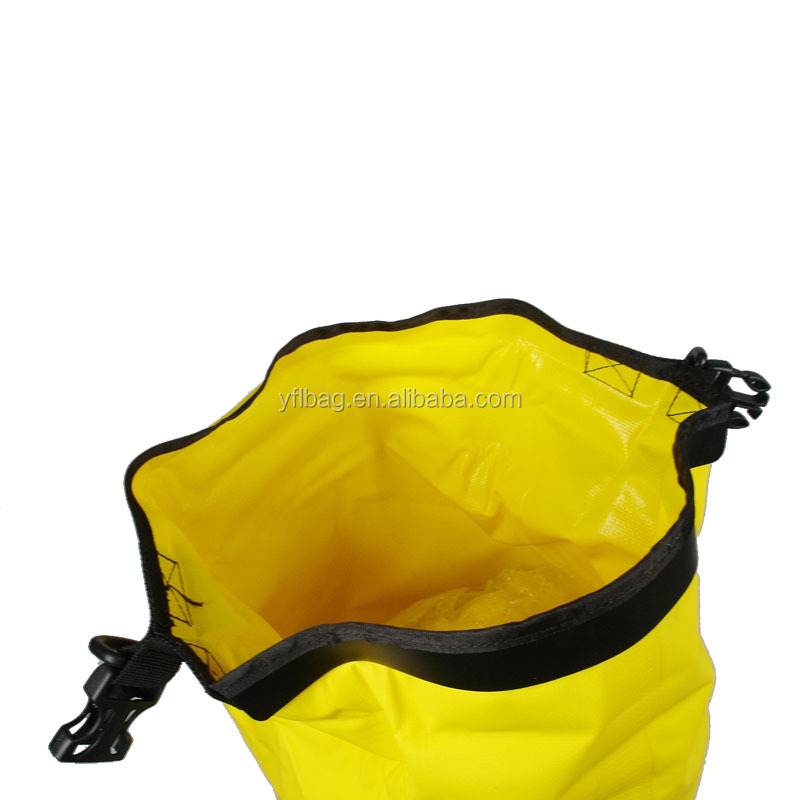 10L PVC Kayak deck dry bag