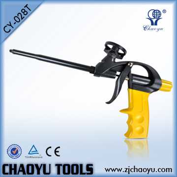 CY-028T Newly Invented fPU foam Pistol for home decoration