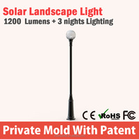 Top Quality solar deck post cap lights with high quality