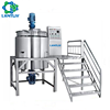 Jacketed Mixing Vessel Design Made in China