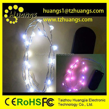 Customized Flexible LED Christmas Decorative Fiber Optic LED String Light