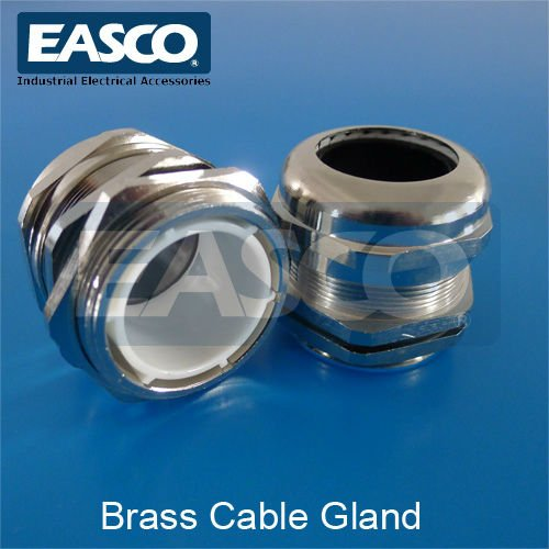 EASCO Marine Use Metal Strain Relief Cable Gland