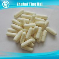 Wholesale size 000 empty gelatin capsule separated or joined together