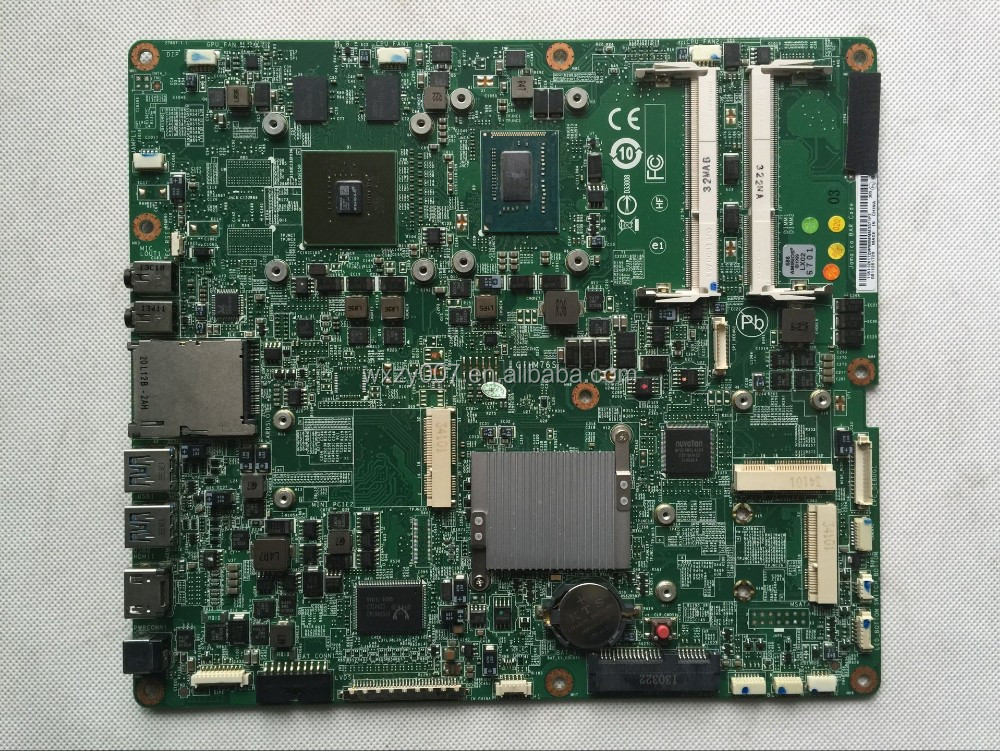 For Lenovo CIHM76S AIO Motherboard 11S11201729 Motherboards I7-3537U SR0XG 100% tested