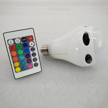 Light the Lamp 10w Remote Control RGB Wifi Bluetooth Led Light Bulb