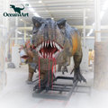 OA38330 Customized Outdoor T-rex Lifelike Dinosaurio Animatronic