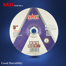 "SALI 4.5"" stainless steel polishing disc with 3 sheets"