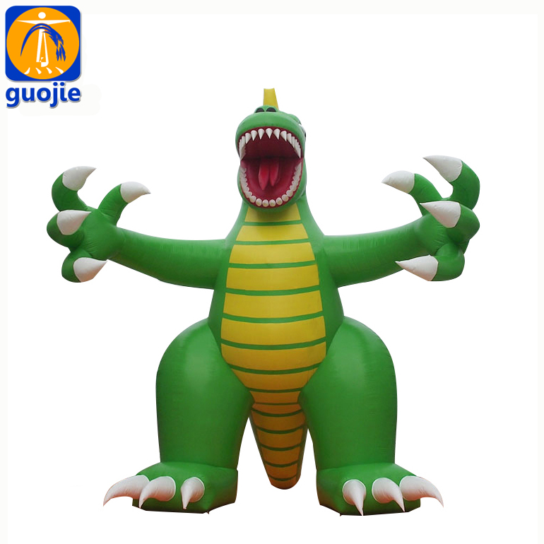 Promotional Attractive Custom Cartoon Model Advertising Inflatable Figure