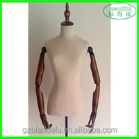 2015 new adjustable lingerie sewing headless mannequins display