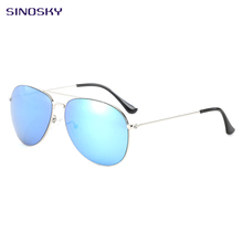 Style Classic Aviator Sunglasses 2017 Women with Custom Protective Bag, UV Protecting