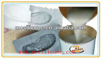 liquid silicone rubber for shoe sole molding