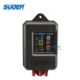 Suoer 12V/24V 10A IP67 PWM Waterproof Solar Power System Charge Controller
