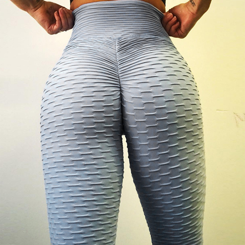 Sexy high waist scrunch leggings butt lifter pants activewear workout pants sexy yoga tight pants US sizing