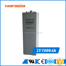 Narada Ares Series 2V 1000Ah External Storage Skateboard Battery