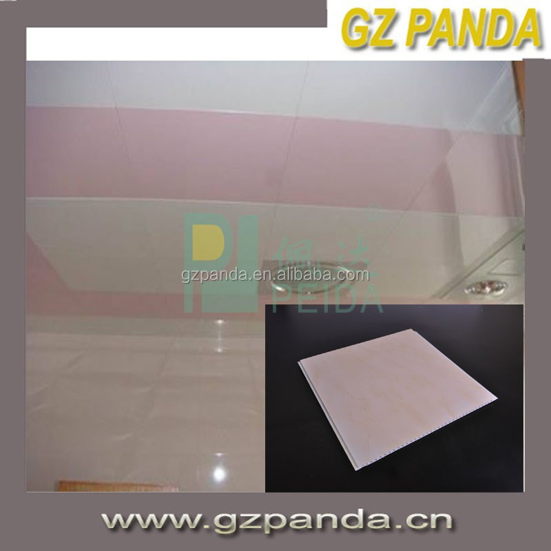 Qualified PVC Ceilings Panel for Interior Decoration