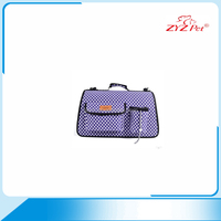 2016 Customized Side Open Portable Dog Kennel Pet Carrier Dog Carry Bag