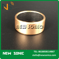 Wrapped Oilles Boundary Composite Bushing DX Brass Bush Self Lubricating Metal-Polymer Bearing