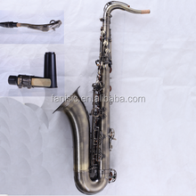 OEM archaize/antique brass cheap salma tenor saxophone good quality from china