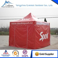 Water Proof folding tent pop up display tent 4.5x3
