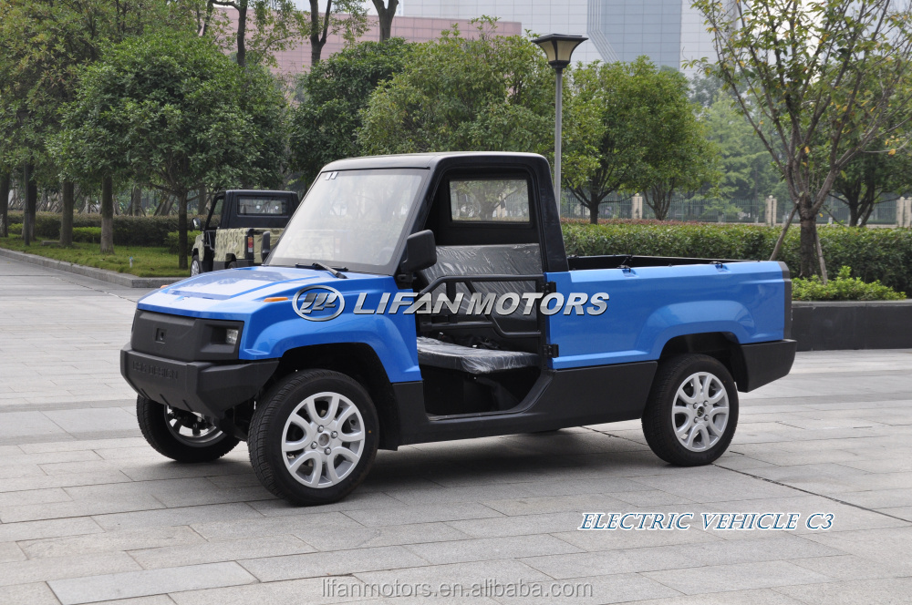 Manufacture direct sale for China electric cargo truck sale in overseas markets