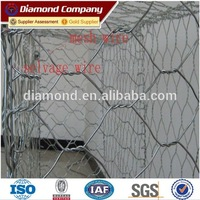 Alibaba Anping Factory Competitive Price Poultry Cage Hexagonal wire mesh