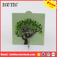 Promotion hot sale removable plastic adhesive wall hook promotion